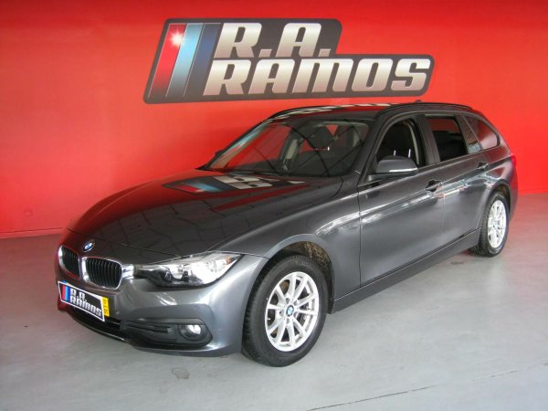 BMW 318d Touring Steptronic GPS (150cv)
