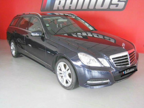 Mercedes-Benz E 250 CDi St Avantgarde BlueEffic. GPS (204cv)