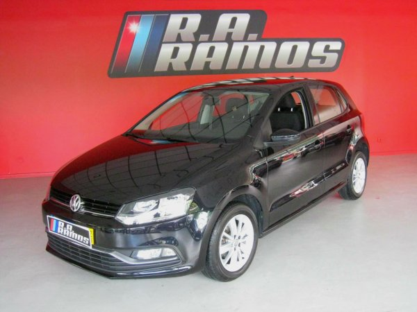 Volkswagen Polo 1.4 TDi Connect Edition GPS (75cv)