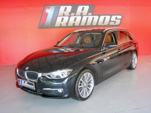 BMW 320d Touring Luxury Line Steptronic GPS (190cv)