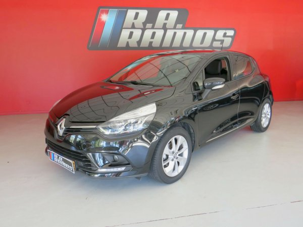 Renault Clio 0,9 TCe Limited GPS (90cv)