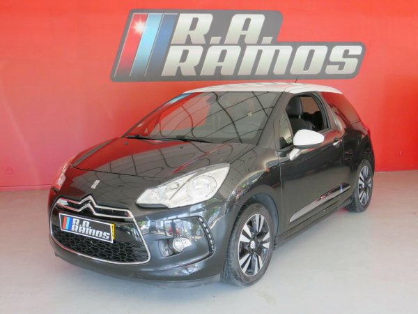 DS DS3 1.6 HDi So Chic (90cv)