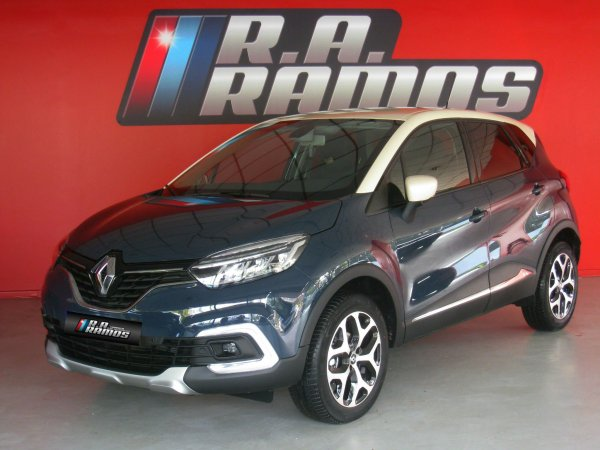 Renault Captur 0.9 TCe Exclusive GPS (90cv)