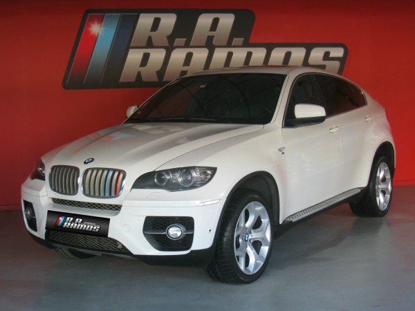 BMW X6 Steptronic Pack M+GPS 5Lug (314cv)