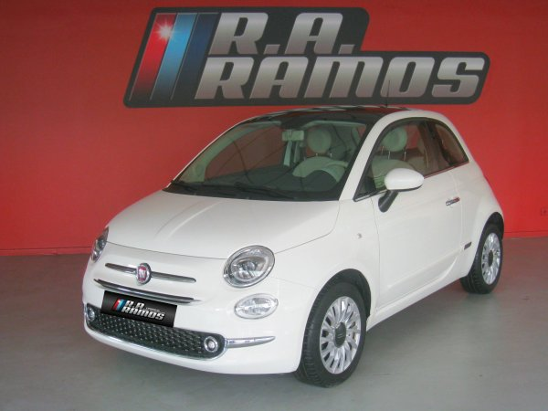 Fiat 500 1.2 New Lounge Dualogic (69cv)